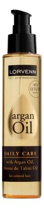 Деликатное масло для ежедневного ухода за волосами Argan Oil Daily Care: Масло 125мл освежающее аргановое масло для тела argan aceite corporal 125мл