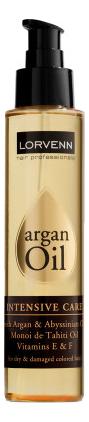 Интенсивное питательное масло-эликсир для волос Argan Oil Intensive Care: Масло-эликсир 125мл освежающее аргановое масло для тела argan aceite corporal 125мл