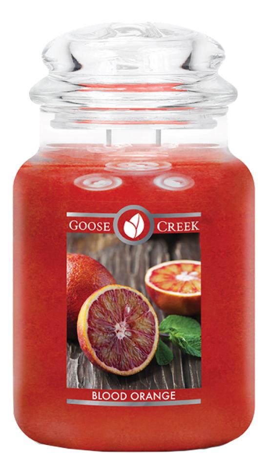 Ароматическая свеча Blood Orange (Красный апельсин): свеча 680г