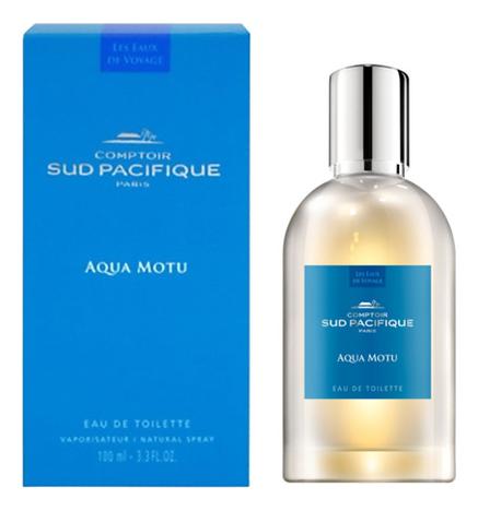Comptoir Sud Pacifique Aqua Motu Eau de Toilette: туалетная вода 100мл аромадиффузор arome le comptoir de paris arome le comptoir de paris mp002xu02rg4