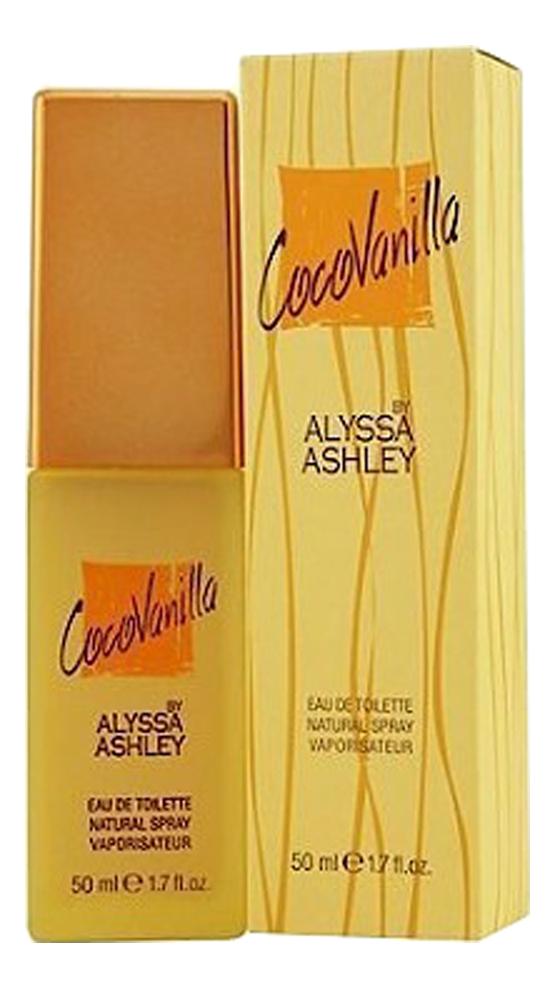 Alyssa Ashley Coco Vanilla: туалетная вода 50мл ashley s war