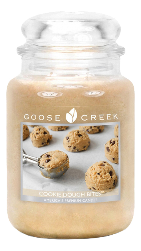 Ароматическая свеча Cookie Dough Bites (Немного теста для печенья): 680г