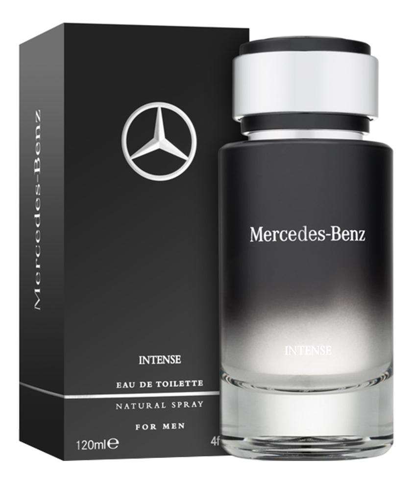 Mercedes-Benz Intense For Men: туалетная вода 120мл