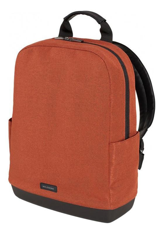 Рюкзак The Backpack Canvas (красно-коричневый)