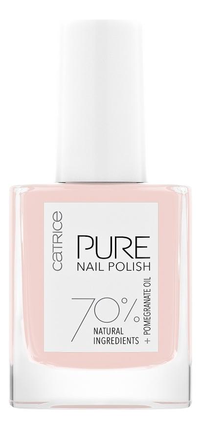 Лак для ногтей Pure Nail Polish 10мл: 01 Lightness