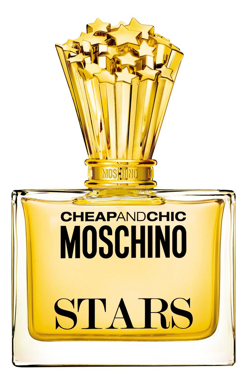 Moschino Cheap and Chic Stars: парфюмерная вода 100мл тестер moschino stars