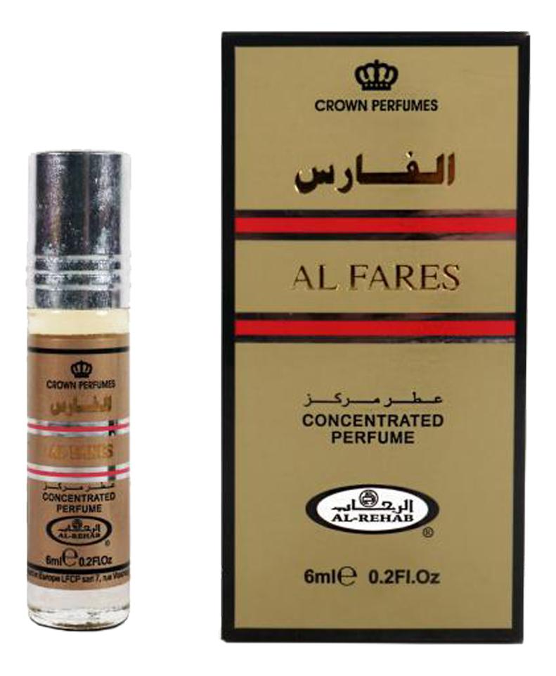 Al-Rehab Al Fares: масляные духи 6мл