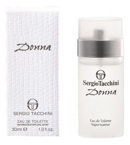 Sergio Tacchini Donna: туалетная вода 30мл sergio tacchini donna