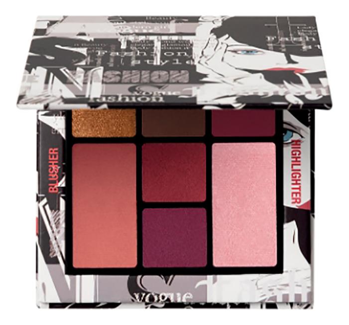 Палетка для макияжа Multi Palette: Cherry Plum