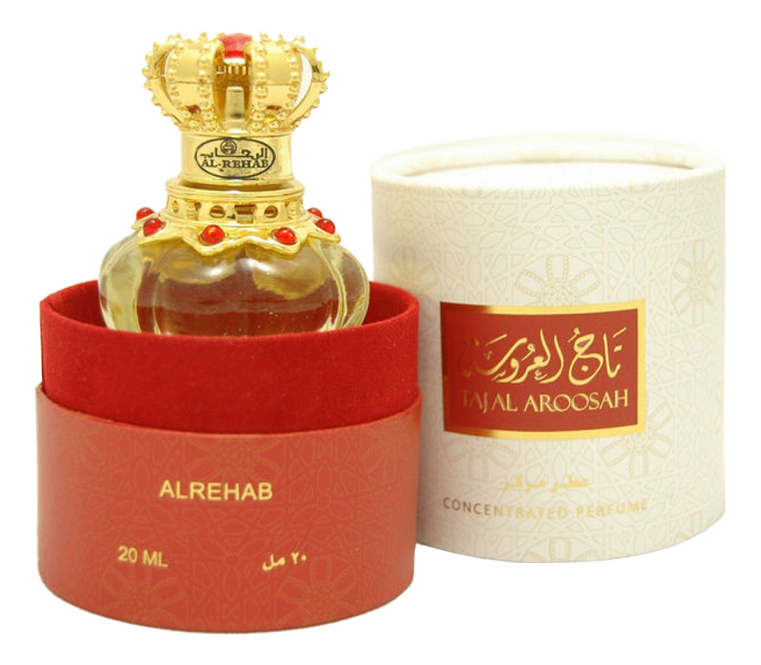 Al-Rehab Tajal Aroosah: духи 20мл корм tetra tetrarubin flakes premium food for all tropical fish хлопья усиление окраски для всех видов тропических рыб 10л 769922