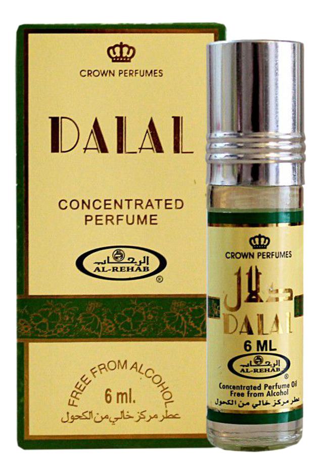 Al-Rehab Dalal: масляные духи 6мл al rehab no 1 масляные духи 6мл
