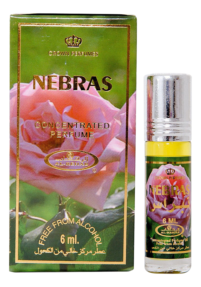 Al-Rehab Nebras: масляные духи 6мл al rehab no 1 масляные духи 6мл