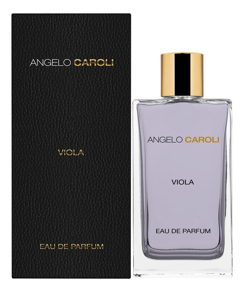 Angelo Caroli Viola: парфюмерная вода 100мл поло angelo gallasso