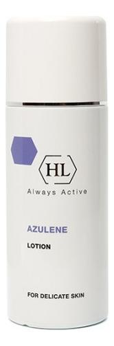 Увлажняющий лосьон для лица Azulene Lotion: Лосьон 500мл holy land azulene