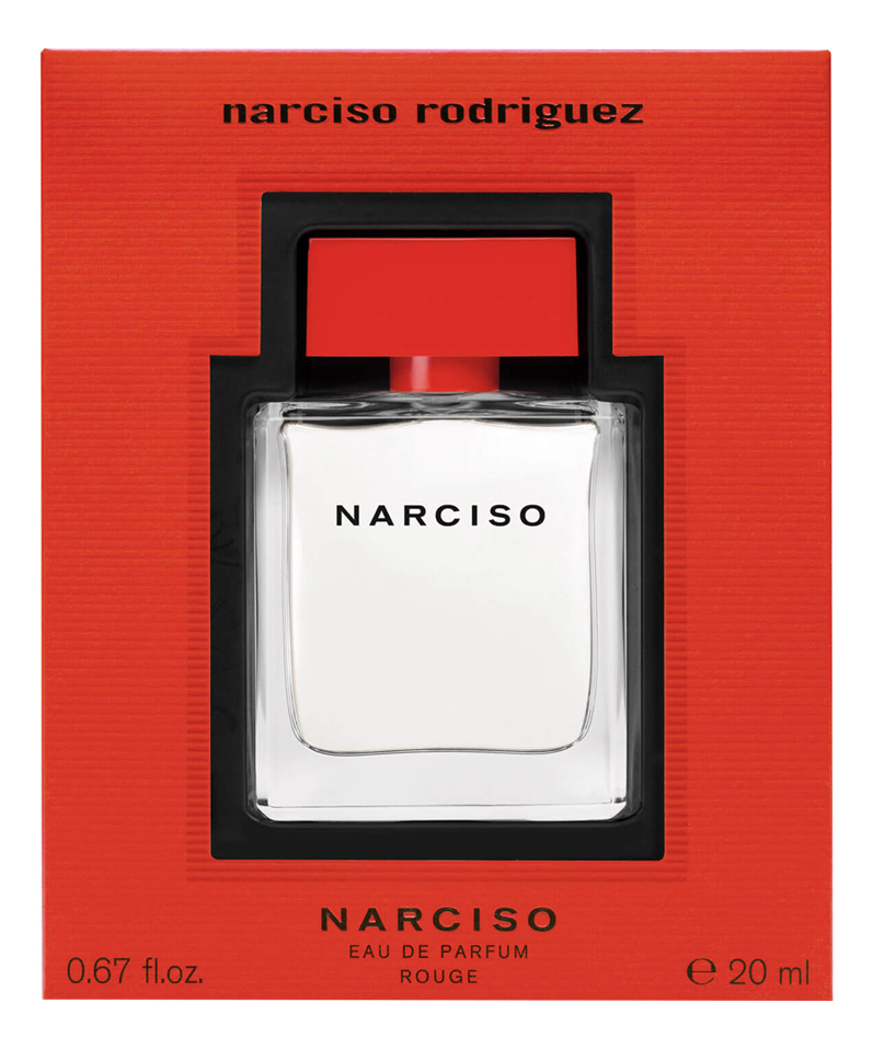 Narciso Rodriguez Narciso Eau De Parfum Rouge: парфюмерная вода 20мл narciso rodriguez for her eau de parfum