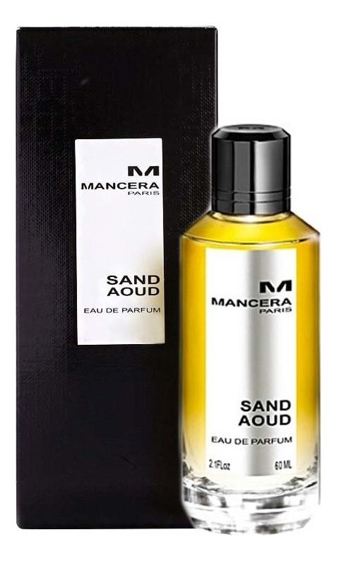 Mancera Sand Aoud: парфюмерная вода 60мл парфюмерная вода mancera mancera ma163luurm10
