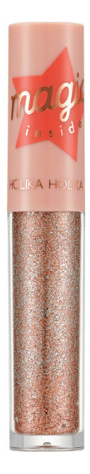 Мерцающие жидкие тени для век Eye Metal Glitter 3,5г: 01 Stella Dust