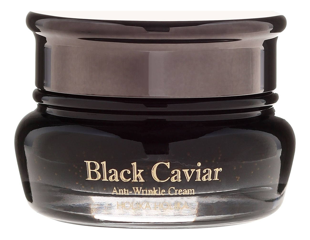 Питательный лифтинг крем для лица Black Caviar Anti-Wrinkle Cream 50мл питательный лифтинг тонер для лица black caviar antiwrinkle skin 120мл