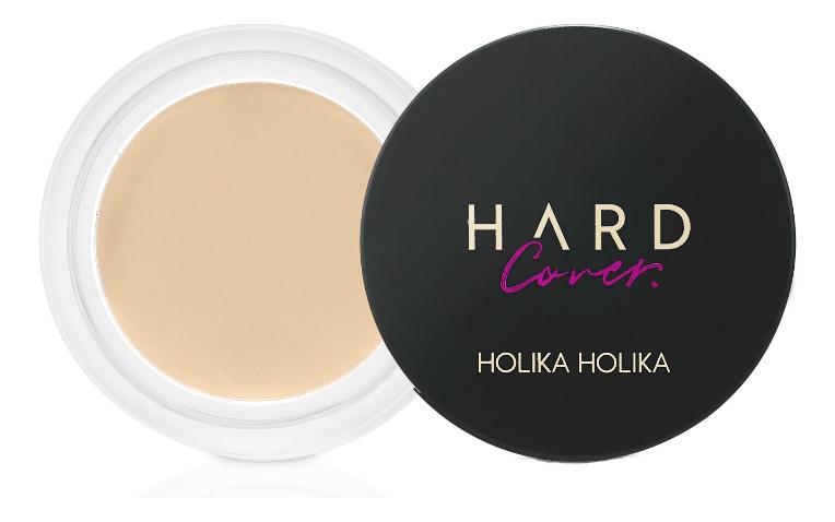 Кремовый консилер для лица Hard Cover Cream Concealer 6г: 03 Sand Ivory hd консилер hd hydra cover hydrating concealer palette 6г no2
