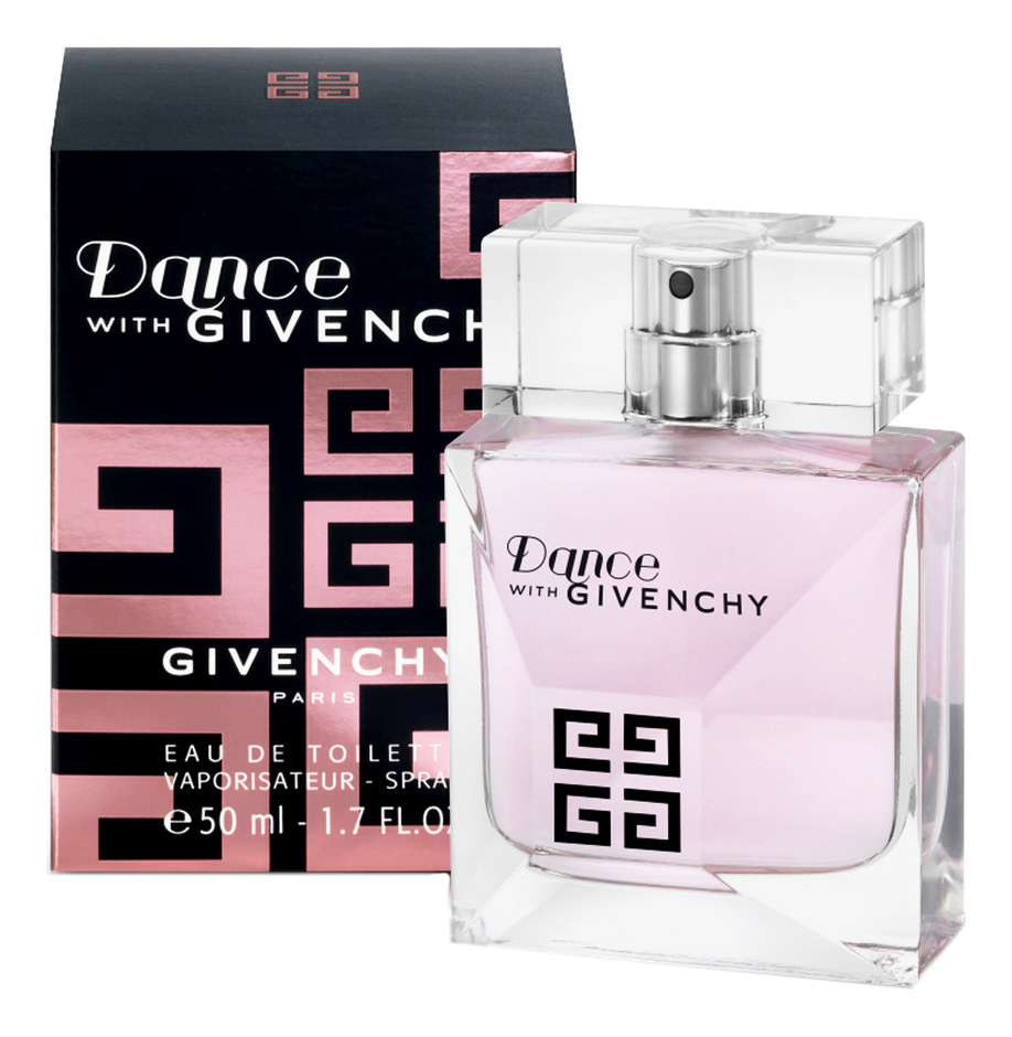 Givenchy Dance with Givenchy: туалетная вода 50мл