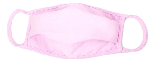 Защитная тканевая маска Protective Soft Mask Lilac