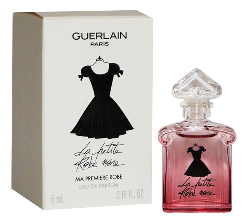 Guerlain La Petite Robe Noire Ma Premiere Robe: парфюмерная вода 5мл guerlain la petite robe noire shower gel
