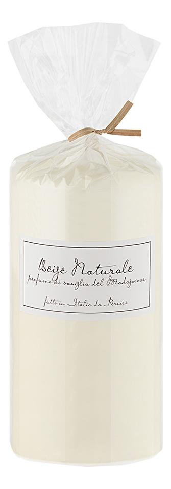 Ароматическая свеча Мадагаскарская ваниль: свеча 640г свеча ароматическая ambientair мадагаскарская ваниль 10 10 см