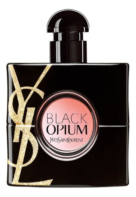 YSL Black Opium Collector Edition 2018: парфюмерная вода 50мл тестер yves saint laurent black opium wild edition туалетные духи 50 мл