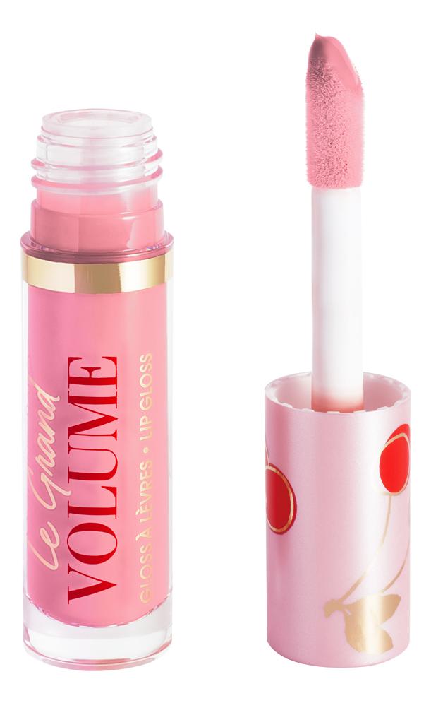 Лаковый блеск для губ Le Grand Volume Lip Gloss 3мл: No3 блеск для губ pearl in love gloss 5 3мл all about you