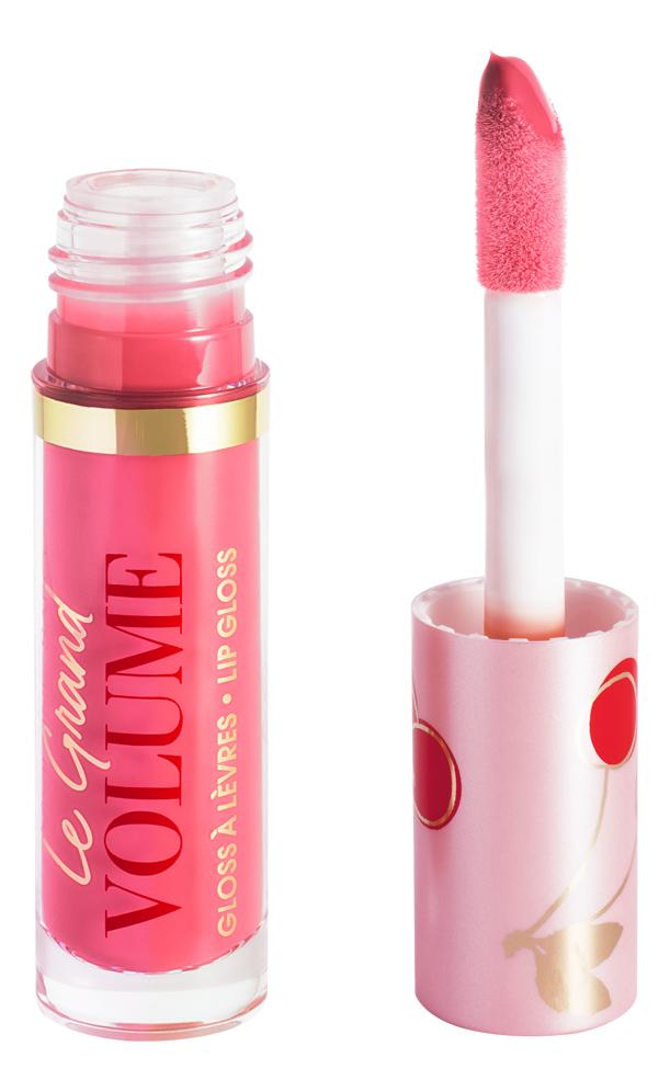 Лаковый блеск для губ Le Grand Volume Lip Gloss 3мл: No6 блеск для губ pearl in love gloss 5 3мл all about you