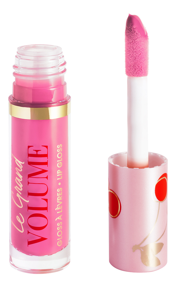 Лаковый блеск для губ Le Grand Volume Lip Gloss 3мл: No7 блеск для губ pearl in love gloss 5 3мл all about you