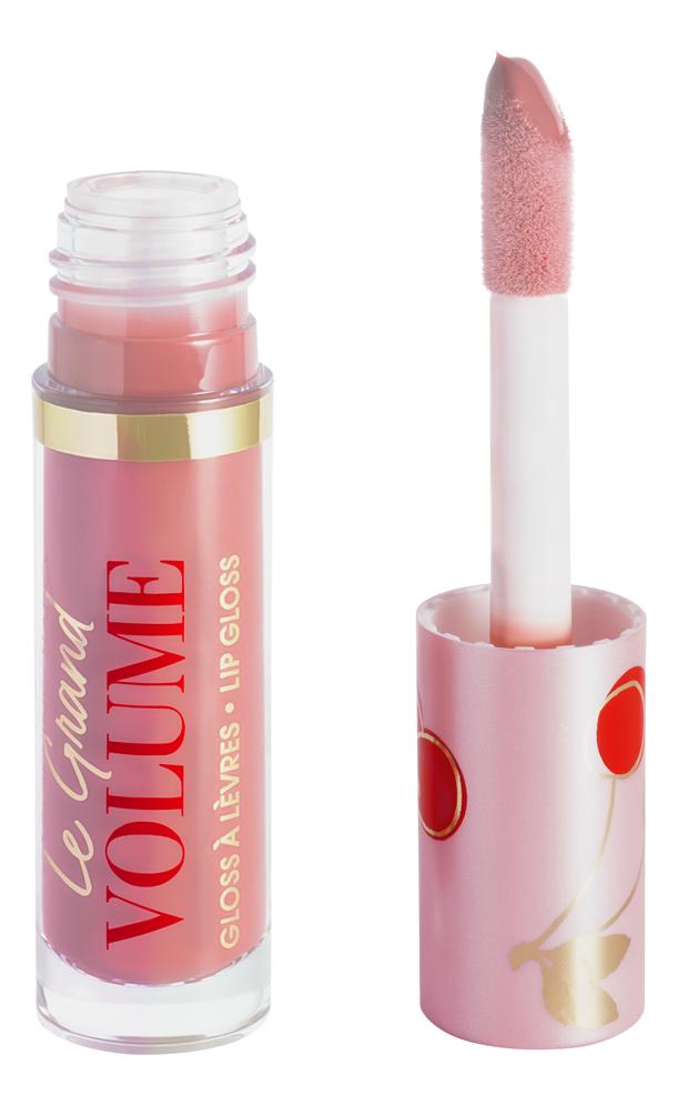 Лаковый блеск для губ Le Grand Volume Lip Gloss 3мл: No8 блеск для губ pearl in love gloss 5 3мл all about you