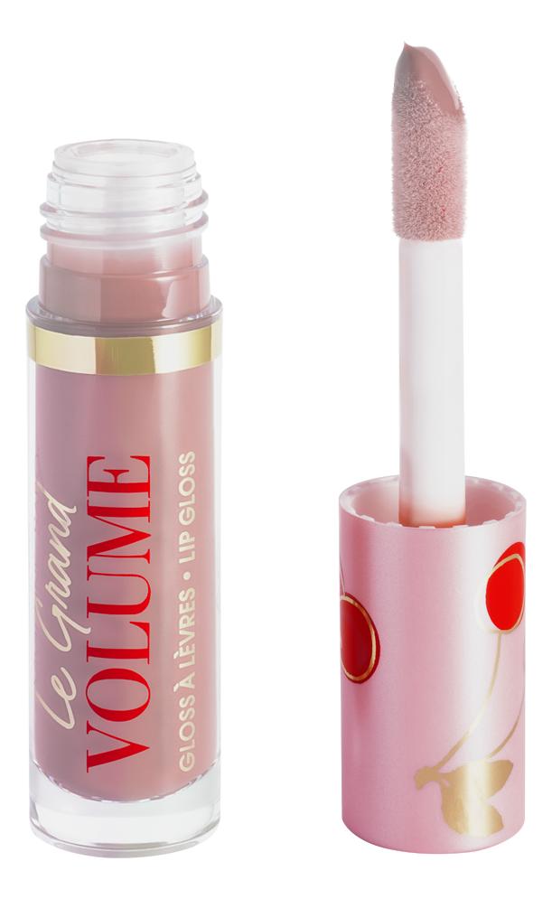 Лаковый блеск для губ Le Grand Volume Lip Gloss 3мл: No9 блеск для губ pearl in love gloss 5 3мл all about you