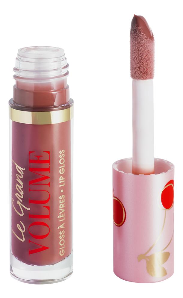 Лаковый блеск для губ Le Grand Volume Lip Gloss 3мл: No10 блеск для губ pearl in love gloss 5 3мл all about you
