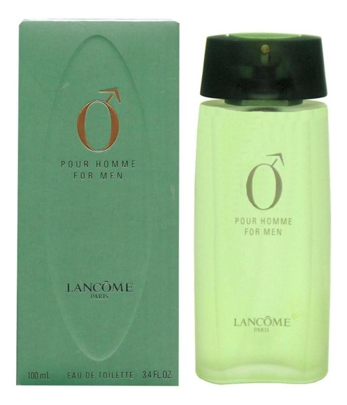 Lancome O For Men: туалетная вода 100мл
