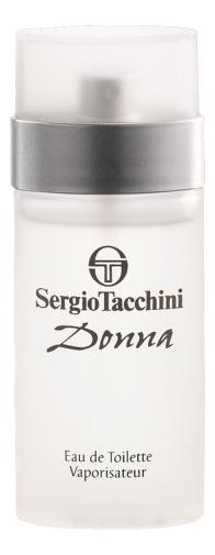 Sergio Tacchini Donna: туалетная вода 30мл тестер sergio tacchini donna