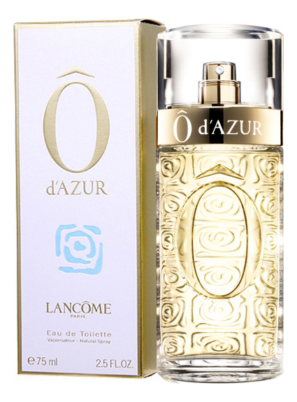 Lancome O d'Azur: туалетная вода 75мл lancome o de l orangerie туалетная вода 75мл