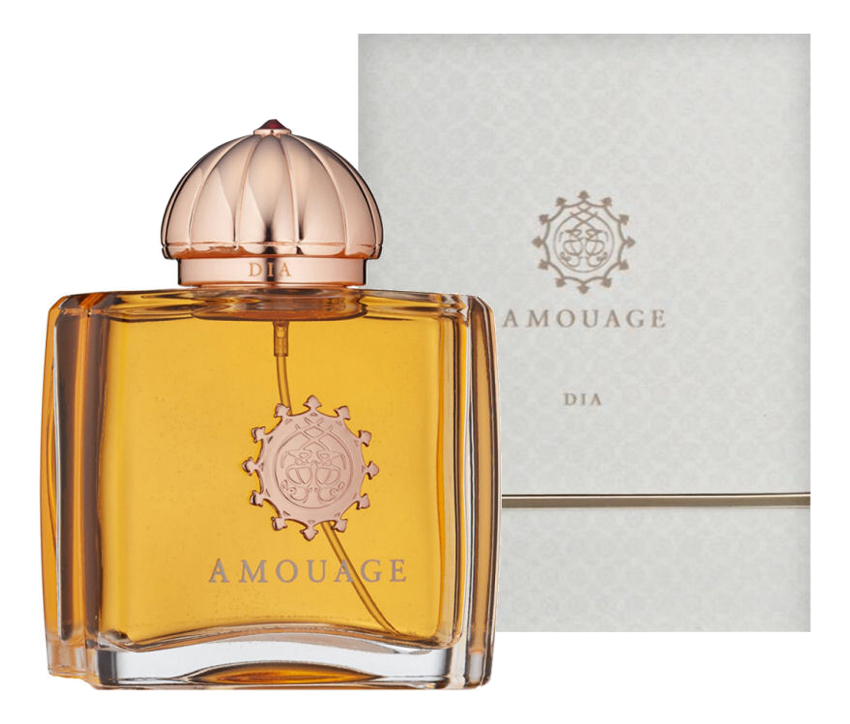 Amouage Dia for woman: парфюмерная вода 50мл amouage dia woman body lotion