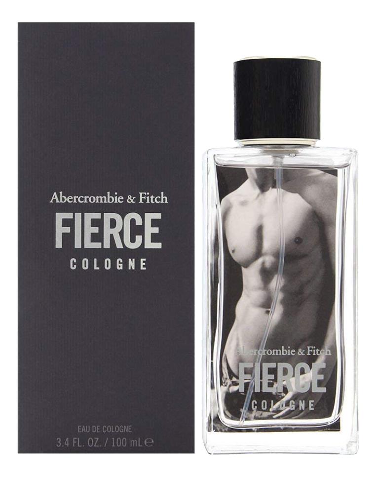 Abercrombie & Fitch Fierce: одеколон 100мл