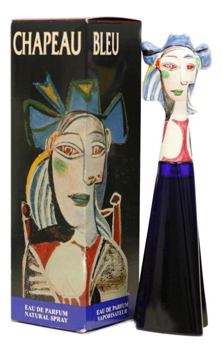 Marina Picasso Chapeau Bleu: парфюмерная вода 75мл picasso ceramics