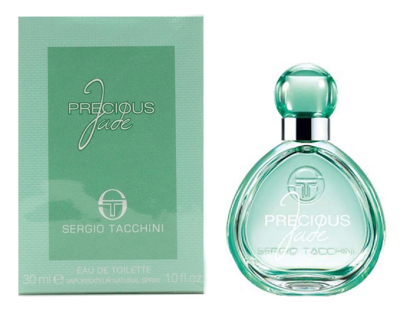 Sergio Tacchini Precious Jade: туалетная вода 30мл sergio tacchini precious purple