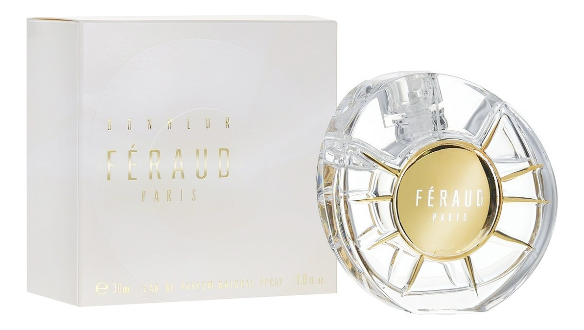 Feraud Bonheur: парфюмерная вода 30мл louis feraud vintage шелковое платье 80 е