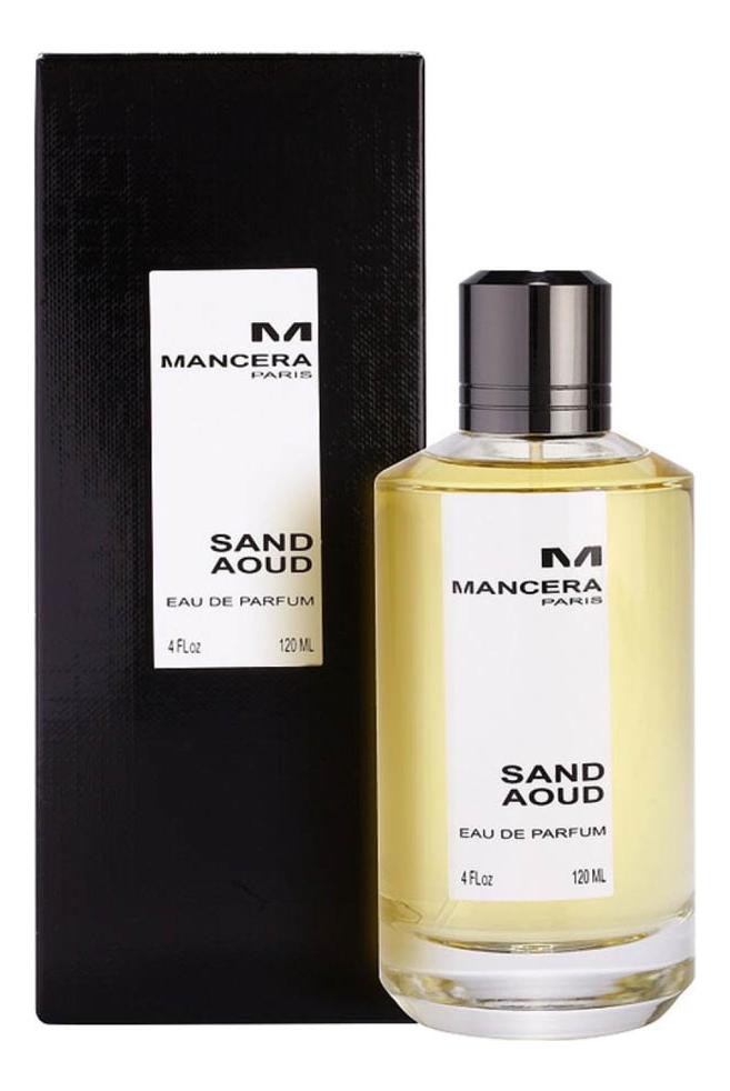 Mancera Sand Aoud: парфюмерная вода 120мл парфюмерная вода mancera mancera ma163luurm30