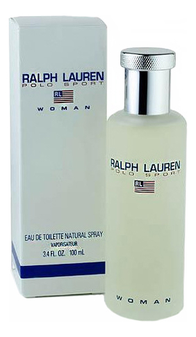 Ralph Lauren Polo Sport Woman: туалетная вода 100мл ralph lauren woman by ralph lauren