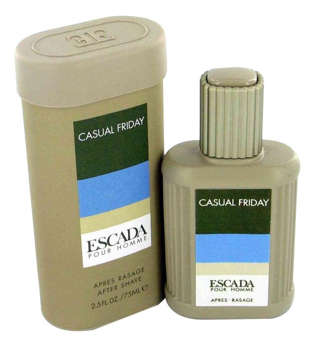 Escada Casual Friday Escada: туалетная вода 75мл рубашка casual friday by blend casual friday by blend ca049emowg01