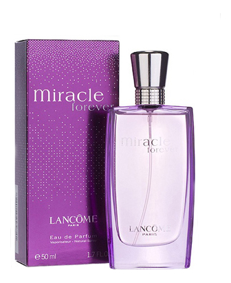 Lancome Miracle Forever: парфюмерная вода 50мл lancome miracle