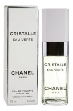 Chanel Cristalle Eau Verte: туалетная вода 100мл chanel n 5 leau туалетная вода 50 мл