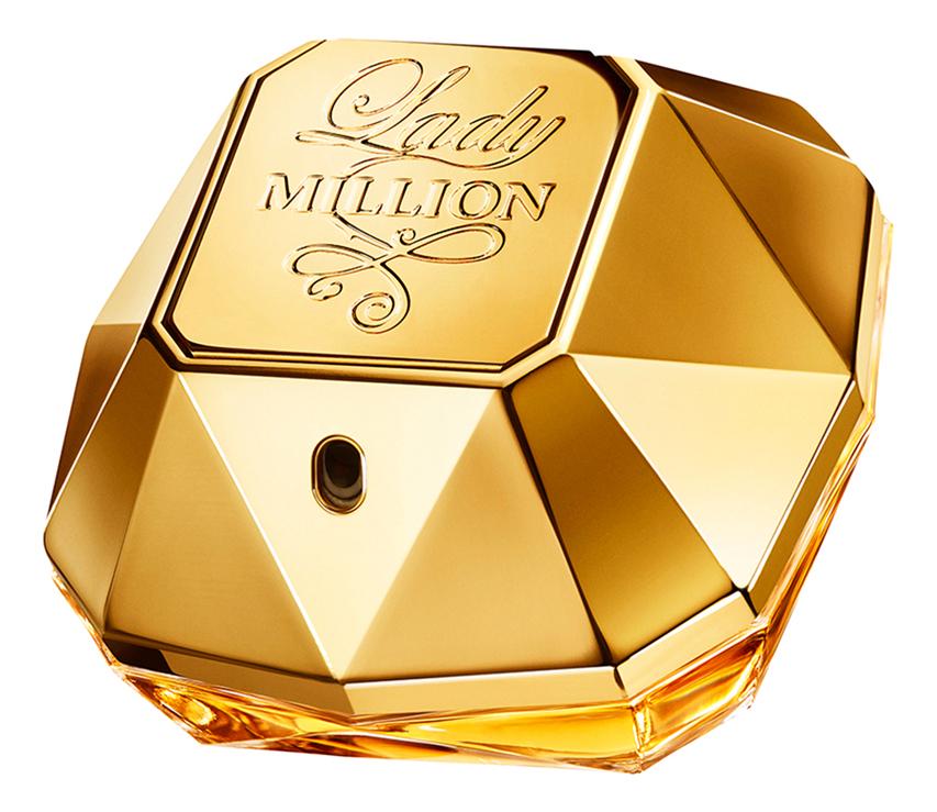 Paco Rabanne Lady Million: парфюмерная вода 30мл тестер