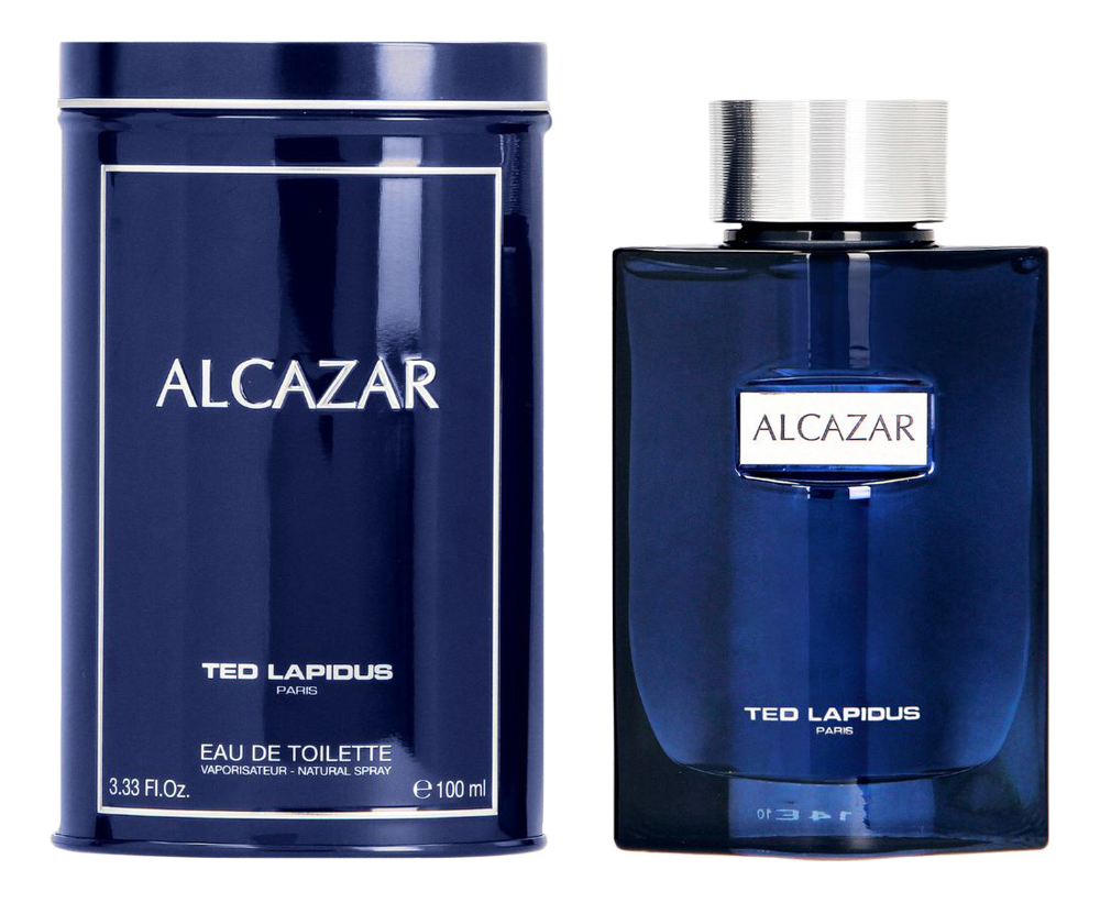 Ted Lapidus Alcazar: туалетная вода 100мл