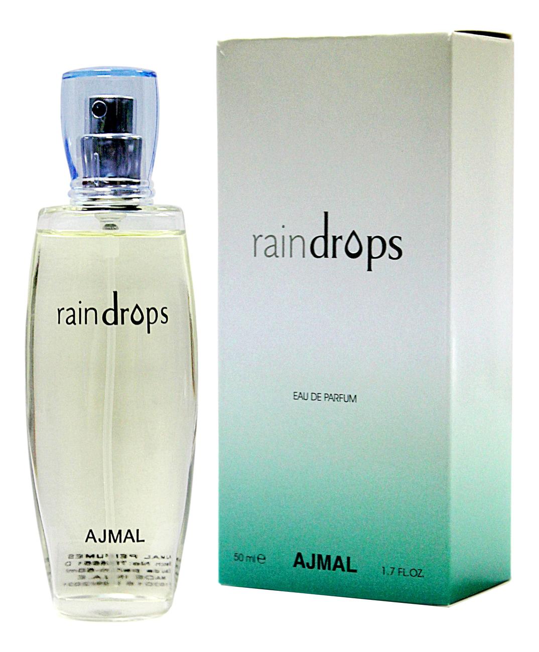 Ajmal Raindrops: парфюмерная вода 50мл ajmal raindrops